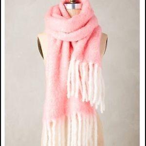 Enormous, fluffy, Erfurt for Anthropologie scarf